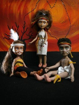 Perth artist Bianca Willder gives Bratz dolls an indigenous makeover   PerthNow