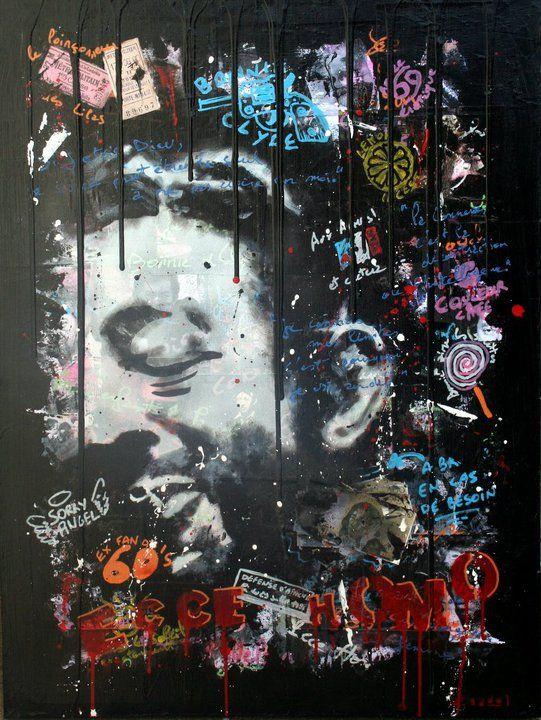 Les peintures d'Argadol.  Serge Gainsbourg.
