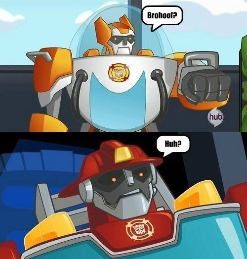 Rescue Bots And Brohoofs by Transformersguy1000 on ...