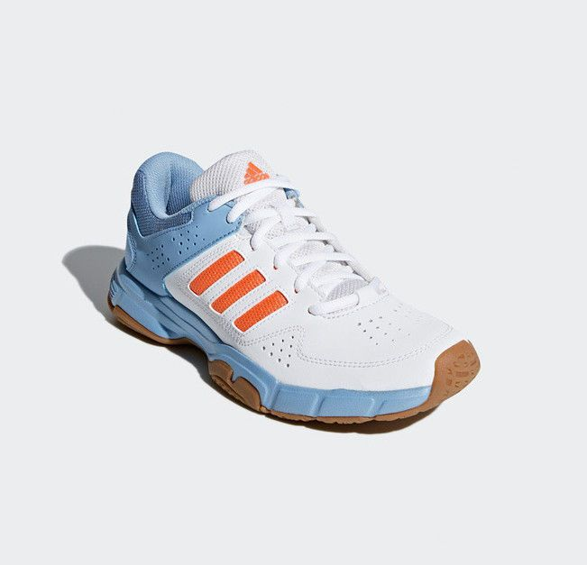 adidas Quick Force 3.1 Unisex Badminton Shoes Indoor Sport Racquet White  CP9545  adidas b58059d4b