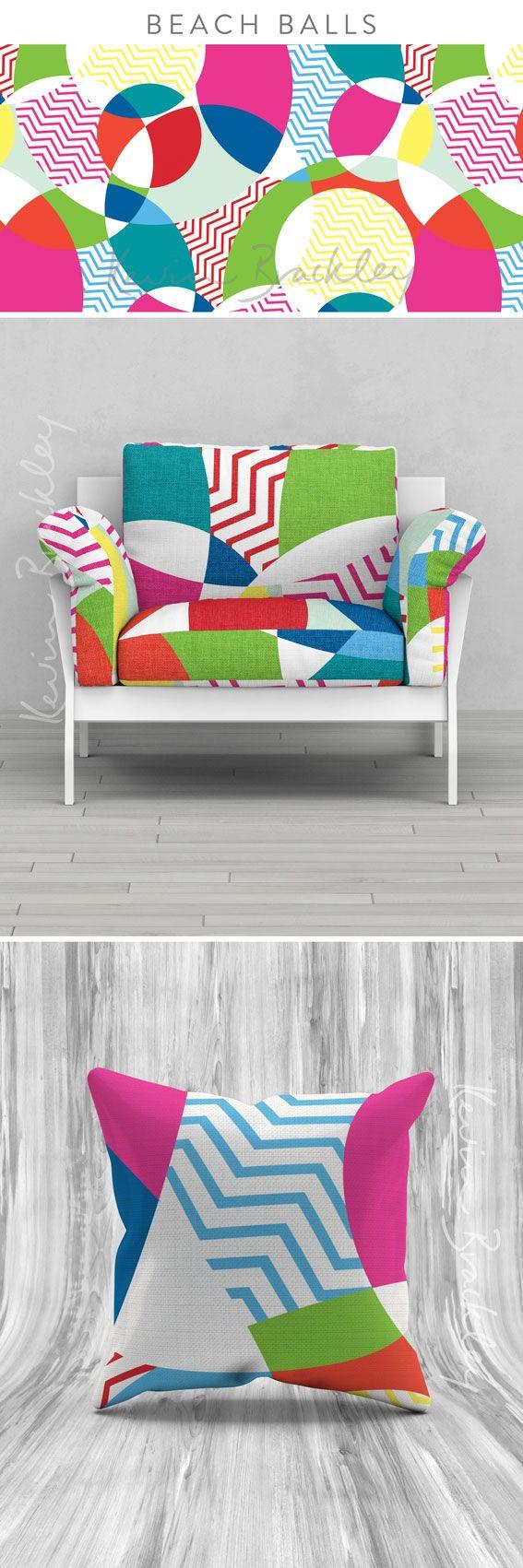 Home decor concepts in my Beach Balls design