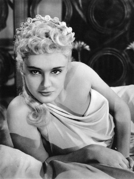 """Rossana Podesta in """"Helen of Troy"""""""