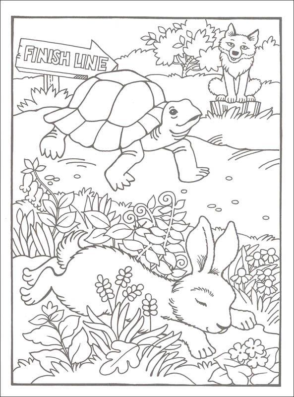 Lp Fabula A Lebre E A Tartaruga Com Imagens Tartaruga Para