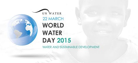 22nd March - World Water Day