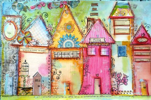 Cathy Michaels Design. Houses