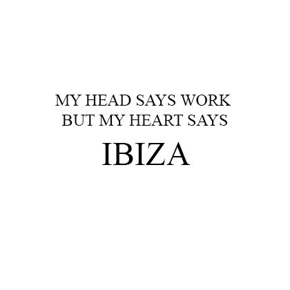 Ibiza words