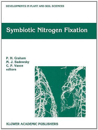 Symbiotic Nitrogen Fixation: Proceedings of the 14th North American Conference on Symbiotic Nitrogen Fixation, July 25–29, 1993, University