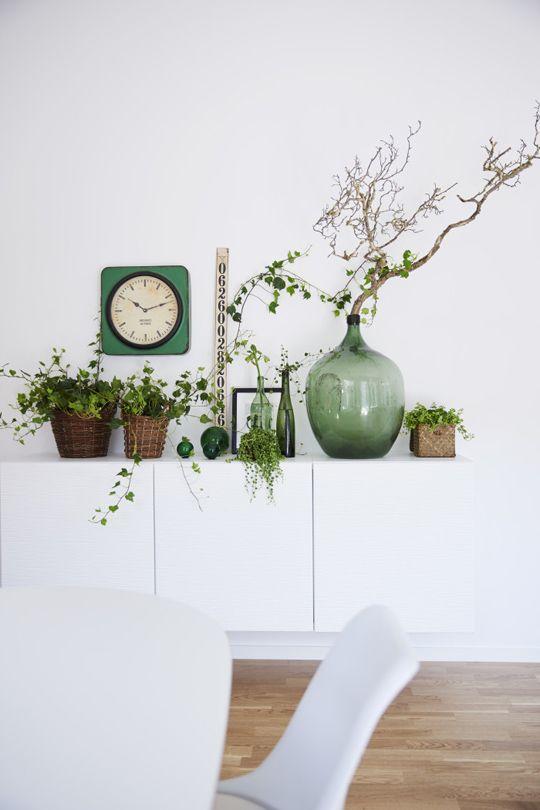 Inred med krukväxter för ett charmigare och mer ombonat hem | www.var-dags-rum.se