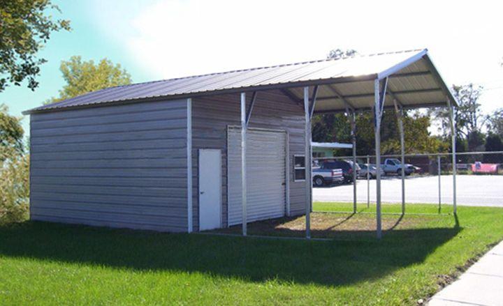 Get Carport Garage To House Your Car Decorifusta In 2020 Carport Garage Prefab Carport Carport Patio