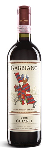 Gabbiano Chianti DOCG: According to the winemaker, this is a young, enjoyable wine that does not require ageing, ideally enjoyed in the first two years of life.