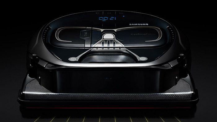 Samsung uvádí vysavač PowerBot v limitované edici Star Wars
