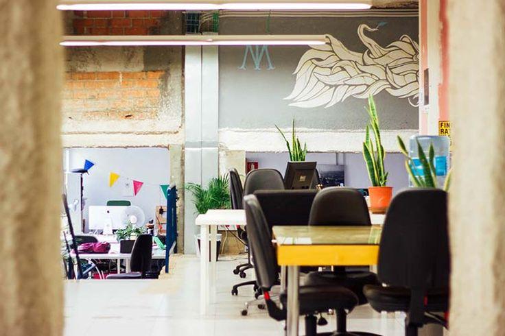 TRANSFORMABCN- Zona Eixample #coworking #Barcelona
