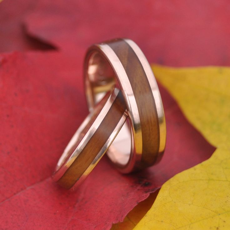 Best 25 wood wedding bands ideas on pinterest wood for Design your own wooden ring