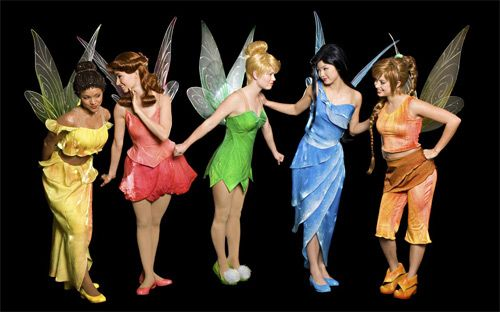 disney+fairies+pictures | ... : Are you ready for the walkaround versions of the Disney Fairies