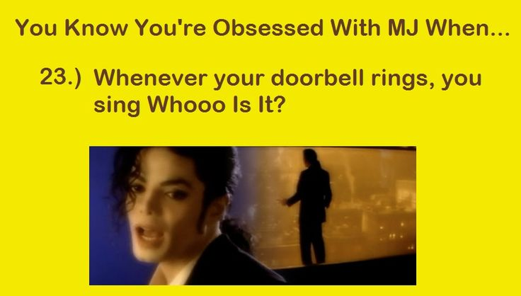 You Know You're Obsessed With MJ #23>> in my mind at least   Haha