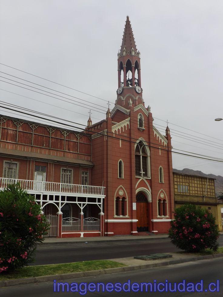 Iglesia San Francisco en Antofagasta