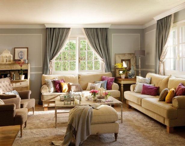 Awesome Wohnzimmer landhausstil ideen
