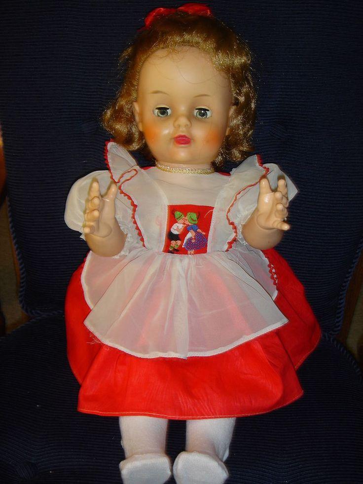 eegee vintage dolls
