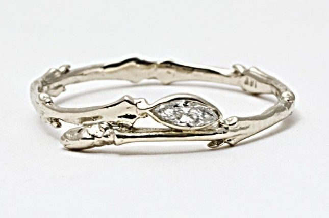 Unconventional Affordable Engagement Rings Affordable Engagement