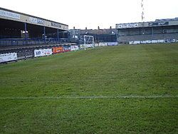 Nuneaton Town F.C. ground.