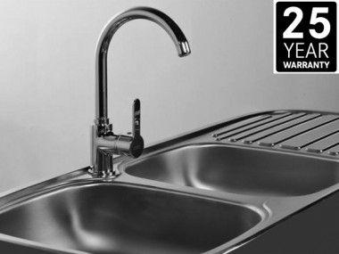 Franke Quinline Double Sink - QLX621