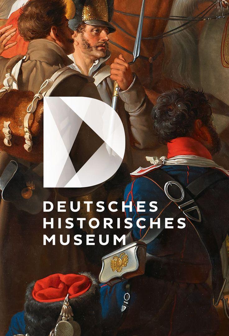 Neues Logo für Deutsches Historisches Museum, thoma+schekorr