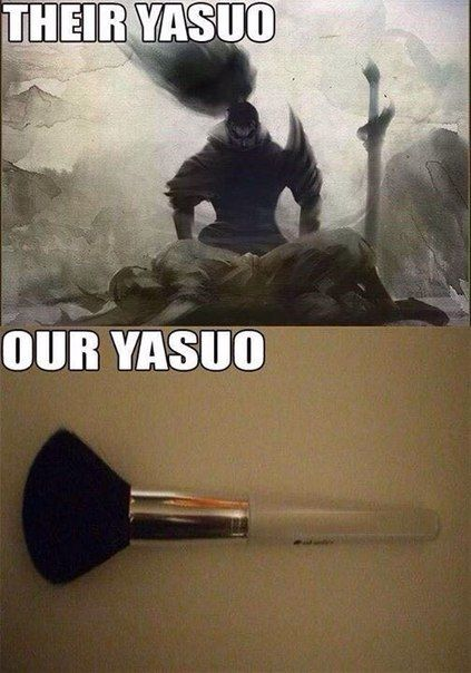 Their Yasuo vs Our Yasuo ELO hell ▪ League of Legends