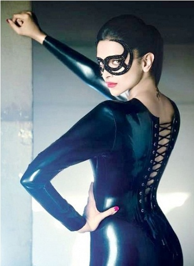 Deepika Padukone's hottest photoshoot for the latest issues of GQ magazine.