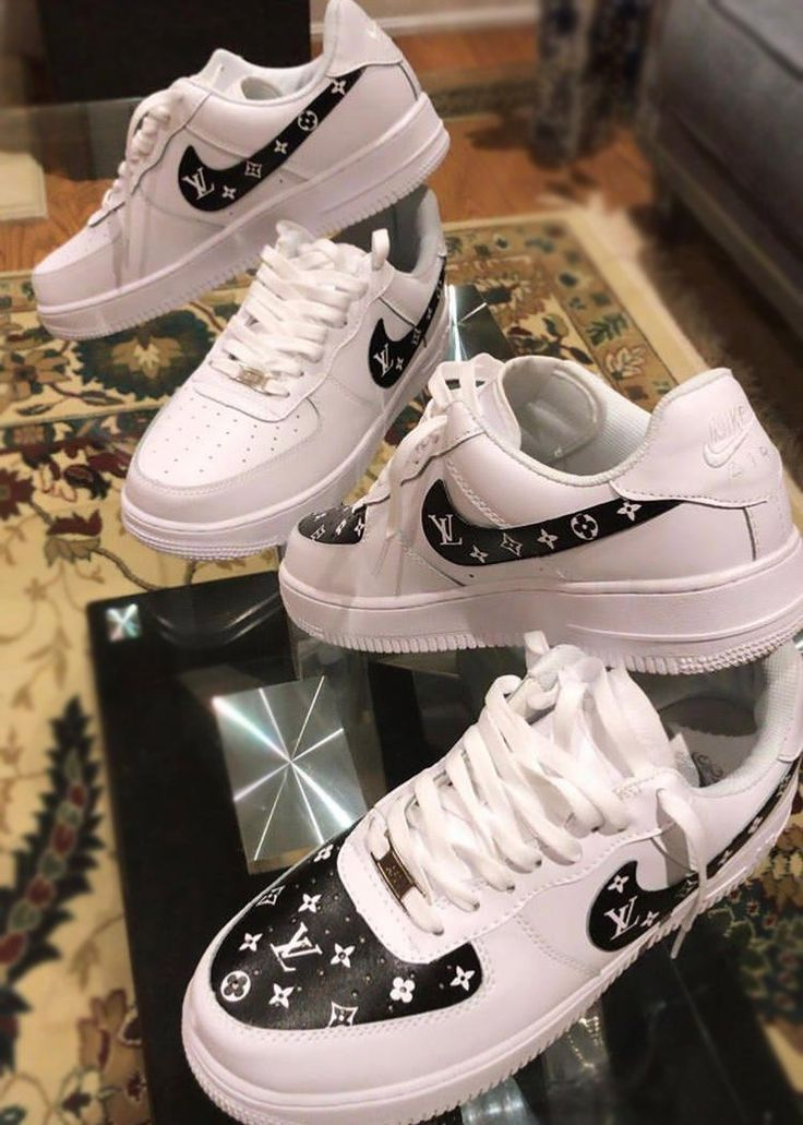 Burberry AF1s Shadow White Modern Essential in 2020