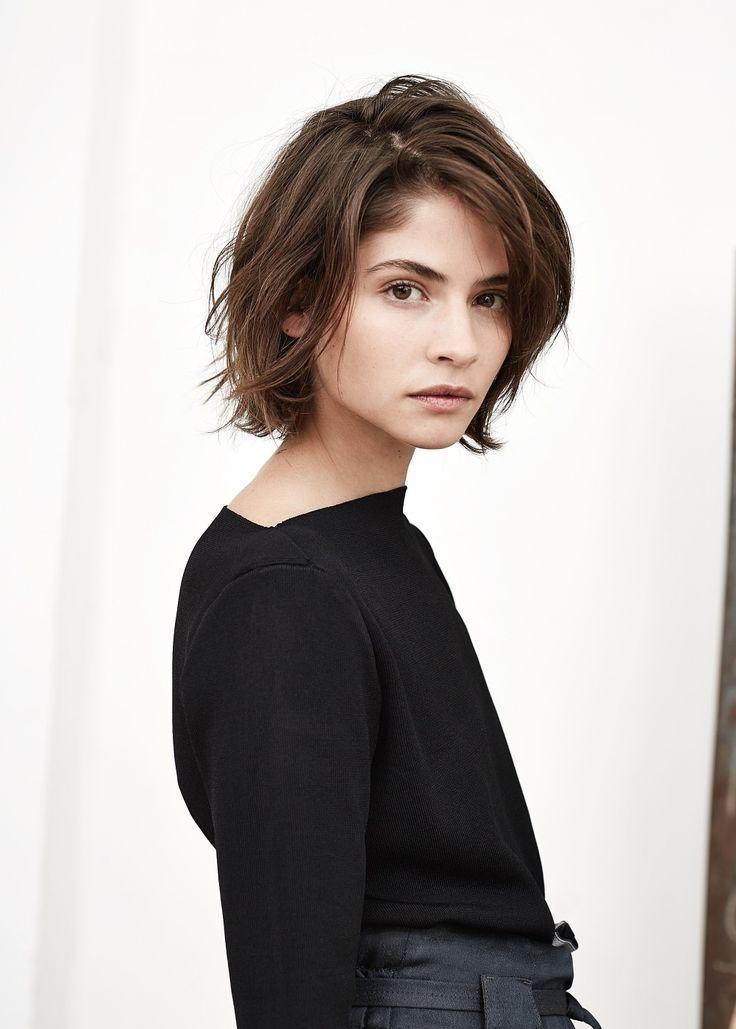 Amazing 1000 Ideas About Short Hair On Pinterest Hairstyles Shorter Short Hairstyles Gunalazisus