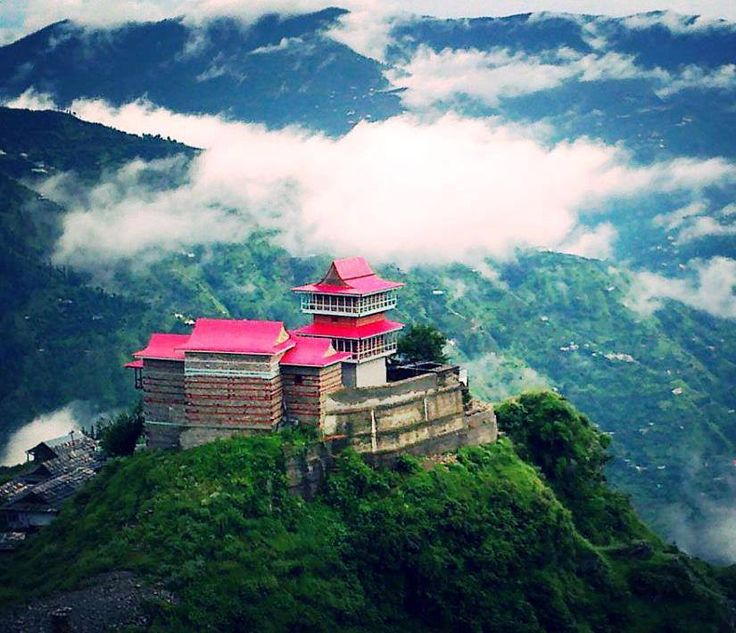 Places To See In Shimla Rajgarh At Shimla: Shimla India Pictures