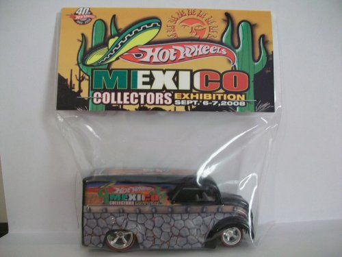 Pin by kenny ramos on hot wheels dairy delivery pinterest for 9 salon hot wheels mexico