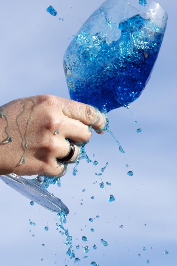 Et Nytt Kapittel - frozen water, photography, blue