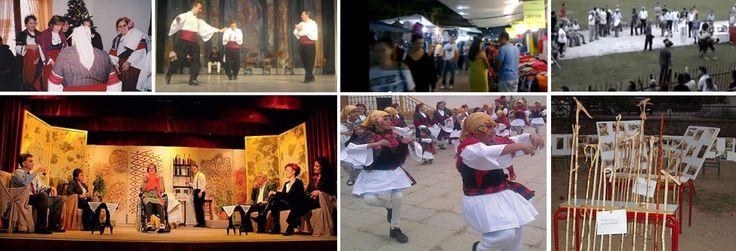 Με πλούσια πολιτιστική παράδοση, λόγω της διαφορετικής καταγωγής των κατοίκων του, ο Δήμος Ηράκλειας φημίζεται για το πλήθος πολιτιστικών εκδηλώσεων και πανηγυριών που διοργανώνει, τα οποία προσελκύουν χιλιάδες επισκέπτες, όχι μόνο από τη γύρω περιοχή αλλά και από ολόκληρη την Ελλάδα.