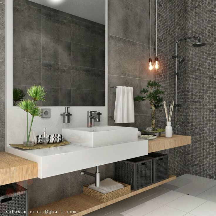 Bathroom  #interior #design #vray #render #sketchup