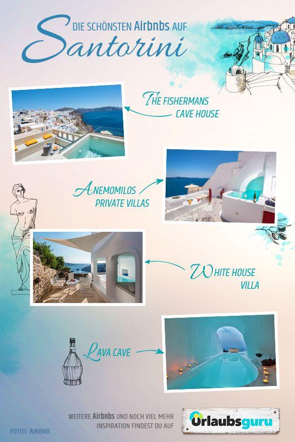 Airbnbs auf Santorin – Die schönsten Apartments in Oia – Urlaubsguru – Reisen & Urlaub