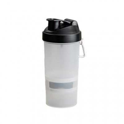 Ultra Shaker has three storage compartments in which you easily store several servings of nutritional supplements.    http://www.giftwrapped.in/travel-and-outdoor/water-bottle/ultra-shaker
