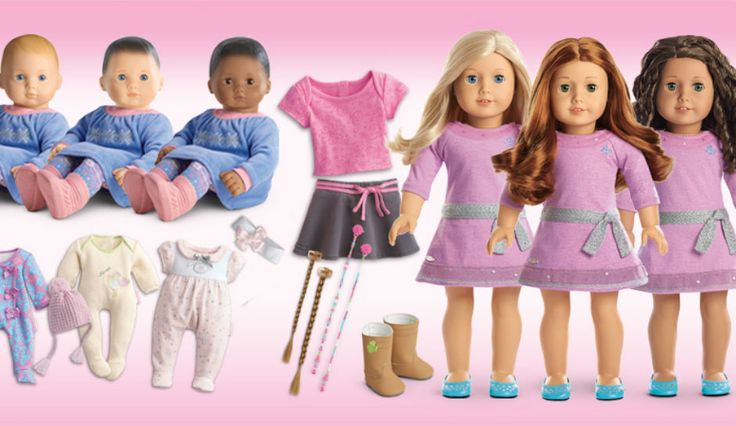 Xmas 2015  Ordered a Doll & 'Dos set for Xmas   American Girl Doll Sale On September 2 For 'Today' Show 'Jill's Steals and Deals'