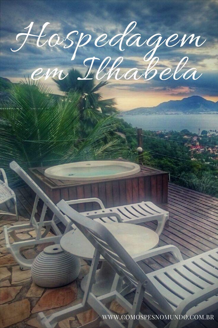 Você conhece o litoral de São Paulo? Se está indo para IlhaBela, precisa ver essa pousada mais que charmosa que conhecemos por lá!