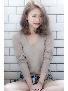 【EIGHT渋谷】ノームコア×毛先カールうぶバング - 24時間いつでもWEB予約OK!ヘアスタイル10万点以上掲載!お気に入りの髪型、人気のヘアスタイルを探すならKirei Style[キレイスタイル]で。