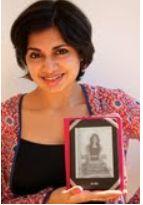 Shweta Ganesh Kumar - Interviewed in Book News India.