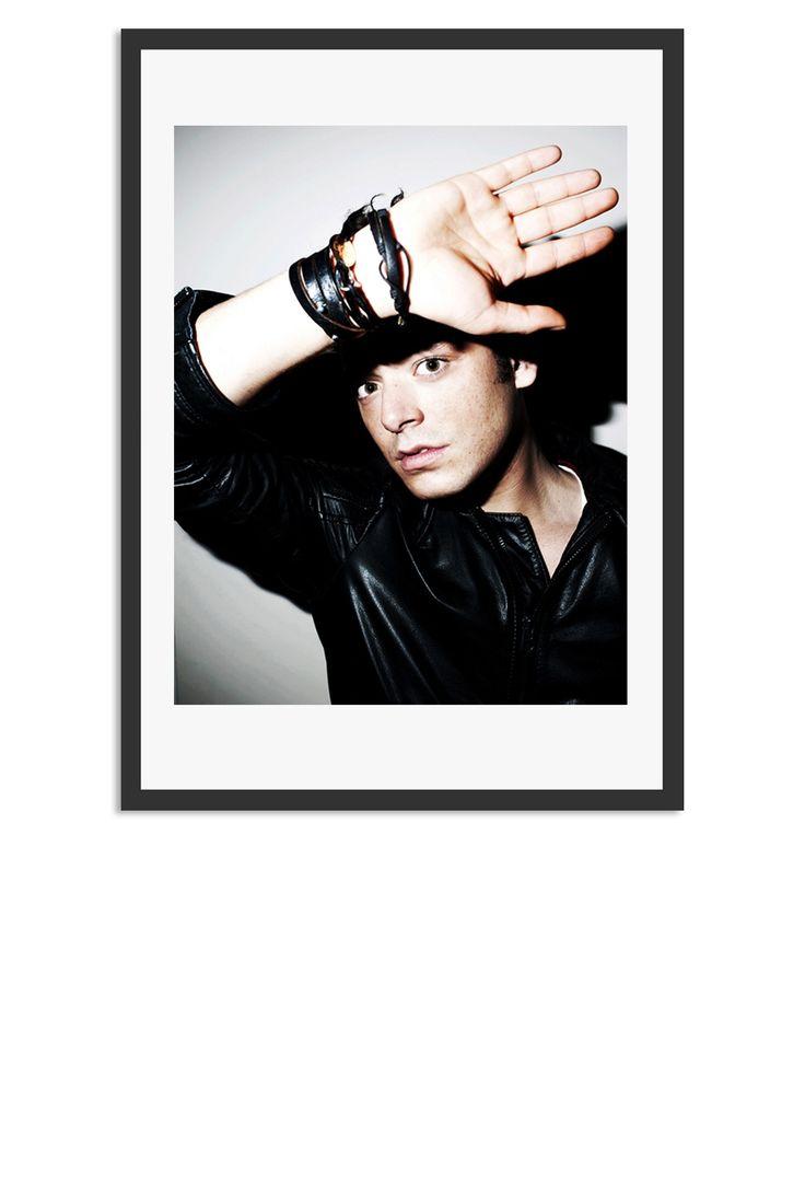 Kev Adams / Photo portrait par Fred Kihn. Edition limitée, numérotés et signés.  Format 30x40 : 120€