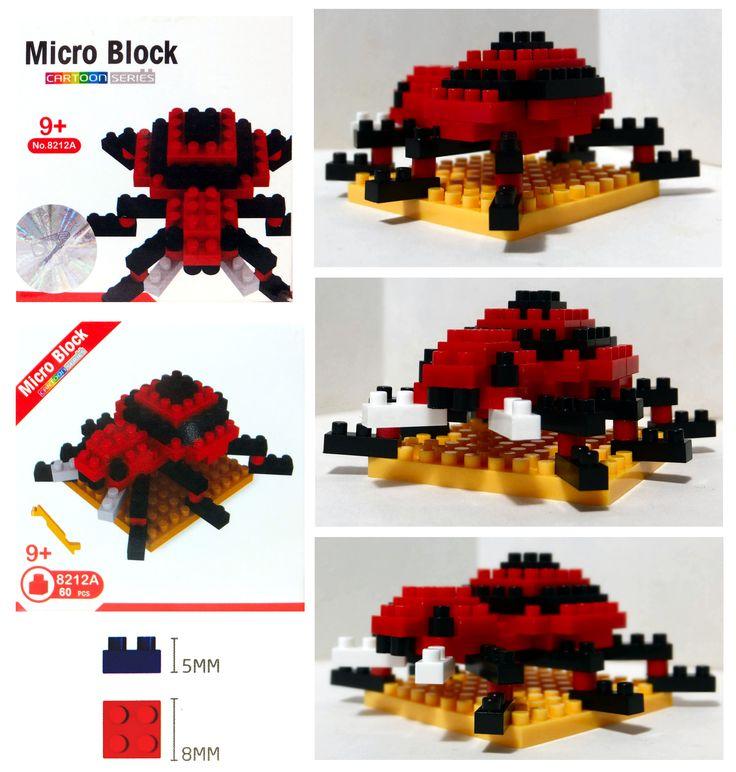 BOYU - Micro Block Cartoon Series - 8212A (80pcs)