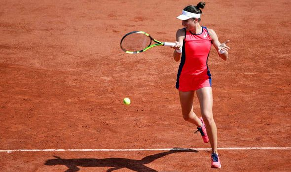 French Open 2017: Day 3 results including Andy Murray Nick Kyrgios and Johanna Konta