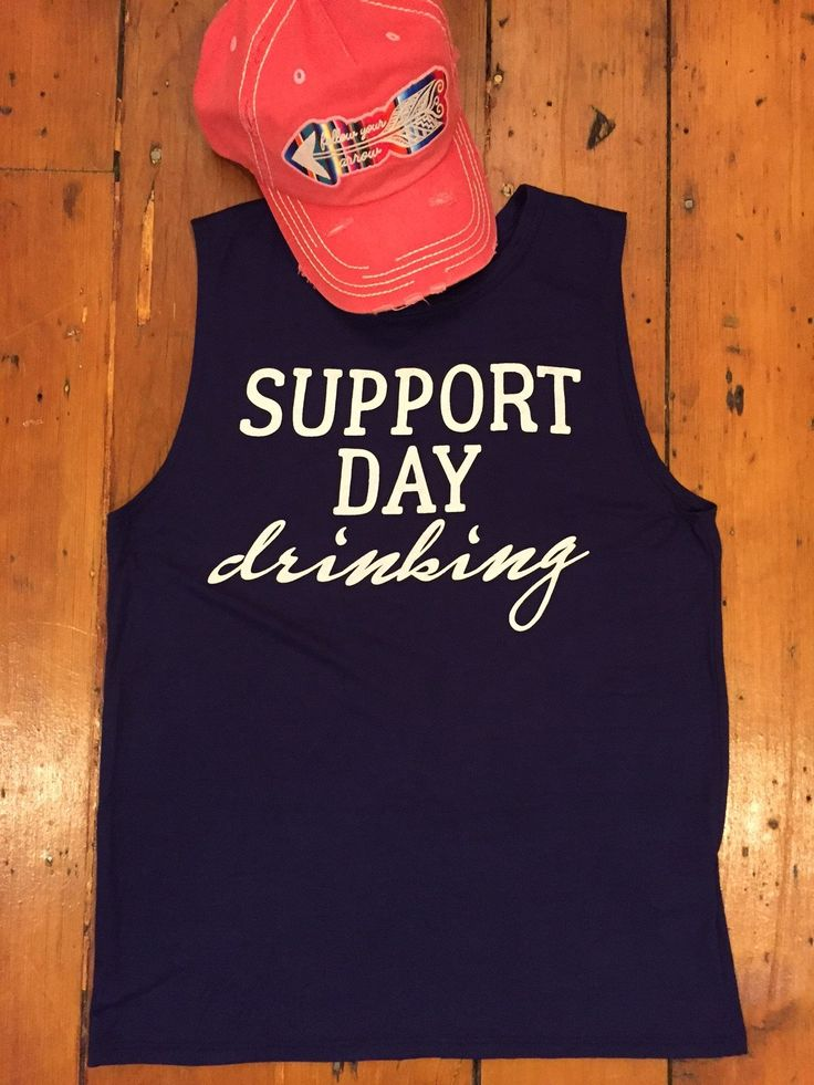 Supporting Day Drinking