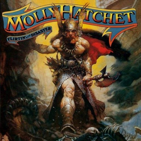 Molly Hatchet had great cover themes.  My brother and I would stare at these forever.