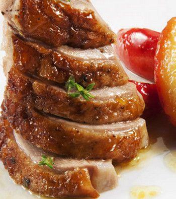 Esta receita de Peito de Pato com Maçã, de sabor doce e suculenta, fará as delícias de todos. Acrescente ao sabor uma apresentação de mestre e a noite será sua! …