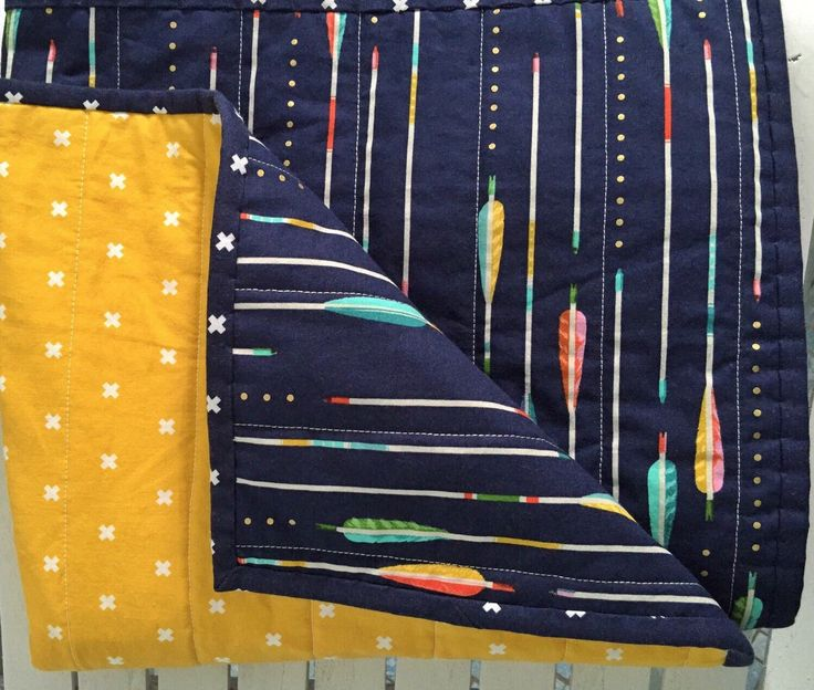 Modern baby quilt -modern toddler quilt-baby quilt blanket-homemade baby quilt- arrow quilt- gender neutral-baby quilts for sale by SwellandCloth on Etsy https://www.etsy.com/listing/215189575/modern-baby-quilt-modern-toddler-quilt