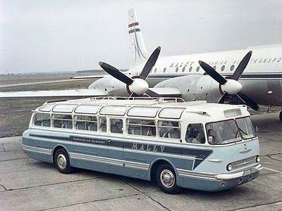 vintage bus ikarus | Ikarus Bus