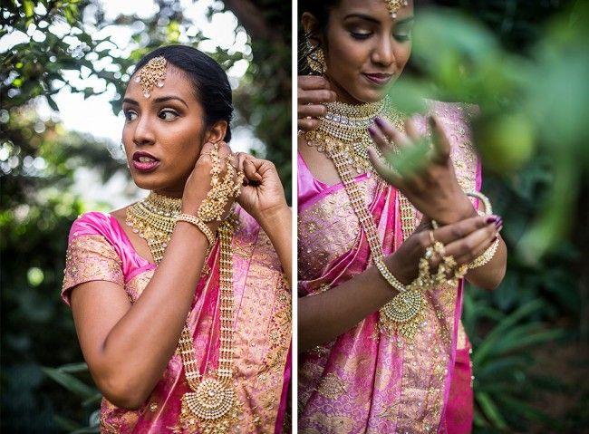 Mariage mixte sri lankais {hindu + chrétien}